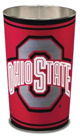Ohio State Buckeyes Waste Basket - 15