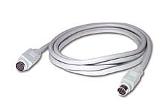 Cables To Go 02315 6ft 8 PIN MINI-DIN M-F SERIAL EXTENSION CABLE