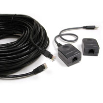 Cables To Go 39993 SUPER BOOSTER USB EXTENDER WITH 150FT CAT5E CABLE CTG953