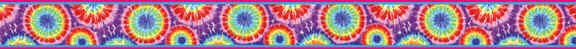 BARKER CREEK & LASTING LESSONS LAS935B TIE DYE ALL-AROUND BORDER