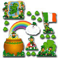 BB SET ST. PATRICKS DAY ZX9EDRE1725