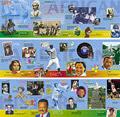 TREND ENTERPRISES T-8035 TIMELINE AFRICAN AMERICAN HISTORY-1 X 114