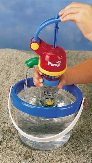 SMALL WORLD TOYS SWT1237 WATER PUMP