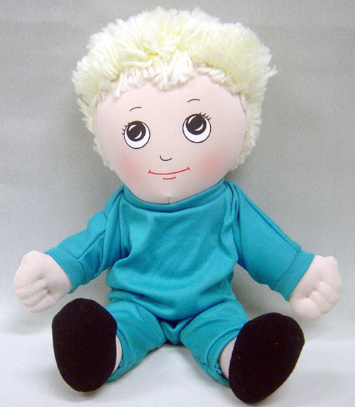 Sweat Suits - FANNYS PLAY HOUSE FPH728 DOLLS WHITE BOY DOLL-SWEAT SUIT