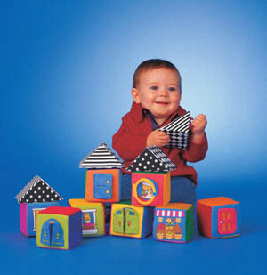 Swt7068300 Baby Knock-Knock Blocks