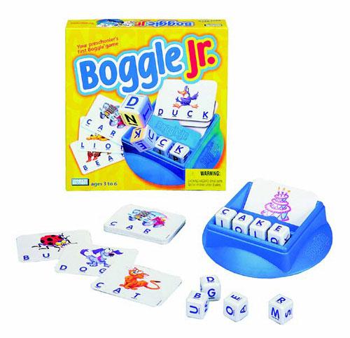 HASBRO PB-00456 Boggle Jr for Child