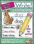 TEACHERS FRIEND TF-1456 LITTLE KIDS CAN WRITE!-AGES 3-6