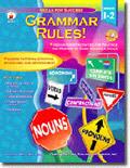 CARSON DELLOSA CD-4337 GRAMMAR RULES! GR. 1-2-BASIC GRAMMAR SKILLS