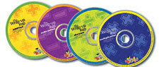 LEARNING WRAP-UPS LWU203CD MULTIPLICATION WRAP UP RAP-AUDIO CD