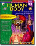 CARSON DELLOSA CD-4329 HUMAN BODY GR. 4-6