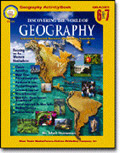 CARSON DELLOSA CD-1575 DISCOVERING THE WORLD OF GEOG. 6-7