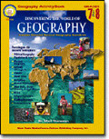 CARSON DELLOSA CD-1576 DISCOVERING THE WORLD OF GEOG. 7-8