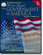 CARSON DELLOSA CD-1550 WE THE PEOPLE: GOVERNMENT IN AMER.-GR. 5-8+