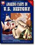 CARSON DELLOSA CD-1385 AMAZING FACTS IN U.S. HISTORY-GR. 5-8+