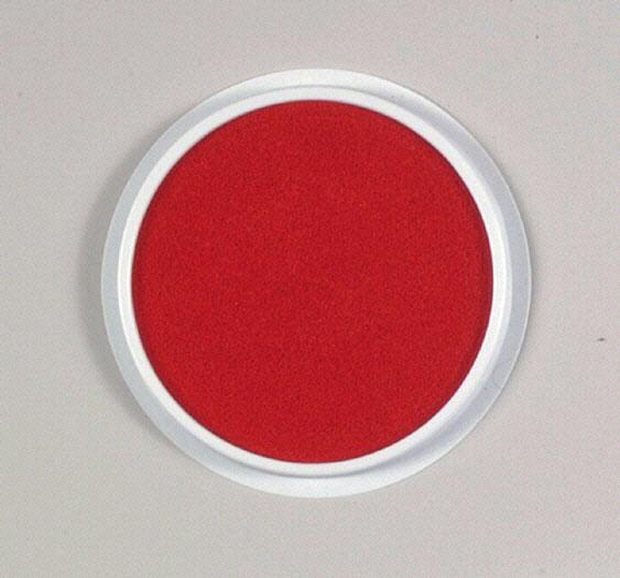 CENTER ENTERPRISES CE-6605 JUMBO CIRCULAR WASHABLE PAD RED SIN-GLE