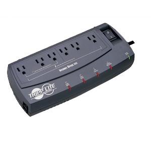 Tripp Lite Internet Office 300 UPS System 300VA 150W 4 Minutes Full-load 3 x NEMA 5-15R Backup-Surge-protected  3 x NEMA 5-15R Surge-protected INTERNETOFFICE300