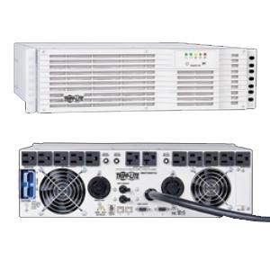 Tripp Lite SMART5000RT3U UPS 5000VA 4000W 16 Minutes Full-load 10 x NEMA 5-15R  2 x NEMA 5-20R  1 x NEMA L6-30  1 x NEMA L14-30