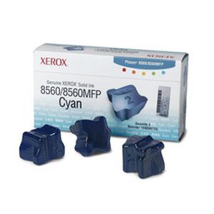 Xerox Cyan Ink Cartridge For Phaser 8560MFP Printer Cyan 108R00723