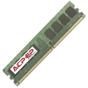 ACP-EP 1GB DDR2 SDRAM Memory Module 1GB 667MHz DDR2-667-PC2-5300 DDR2 SDRAM 240-pin DIMM AA667D2N5-1GB