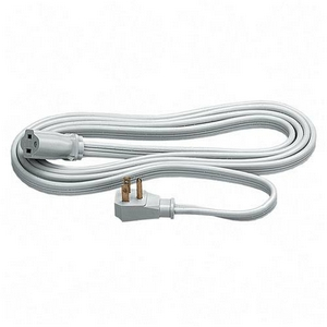 Fellowes 9ft Indoor Heavy-Duty Extension Cord Gray 125V AC 15A 9ft 99595