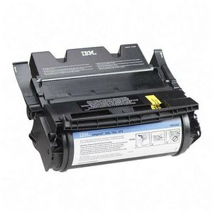 IBM Black Toner Cartridge 5000 Page Black 75P4301