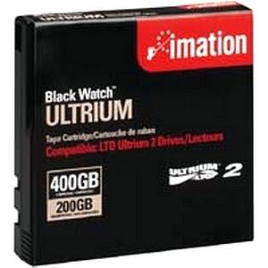 Imation BlackWatch Ultrium LTO-2 Data Cartridge Data Cartridge LTO Ultrium LTO-2 200 GB Native-400 GB Compressed 16598