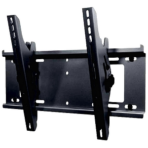 Peerless SmartMount Universal Tilt Wall Mount Up to 150lb 22 Inch  49 Inch Flat Panel Display  Flat Panel Display Black ST640