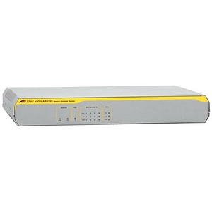 Allied Telesyn AT-AR415S Security Router 1 x 10-100Base-TX WAN  4 x 10-100Base-TX LAN 1 x PIC Security Router AT-AR415S-10