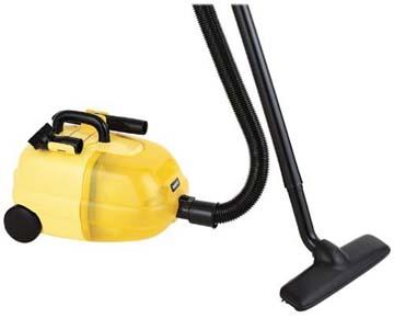 Vacuums - Sanyo SC270 Bag Free Canister Vacuum