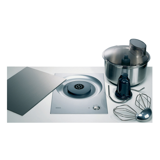 Bosch Kitchen - Bosch MEK7000UC Concept Built-In Kitchen Machine