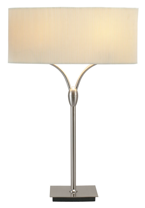 Adesso 3444 Wishbone Table Lamp Steel-22