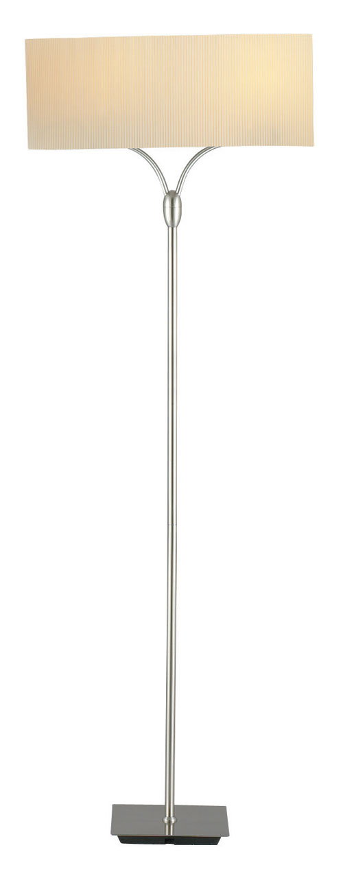 Adesso 3445 Wishbone Floor Lamp Steel-22
