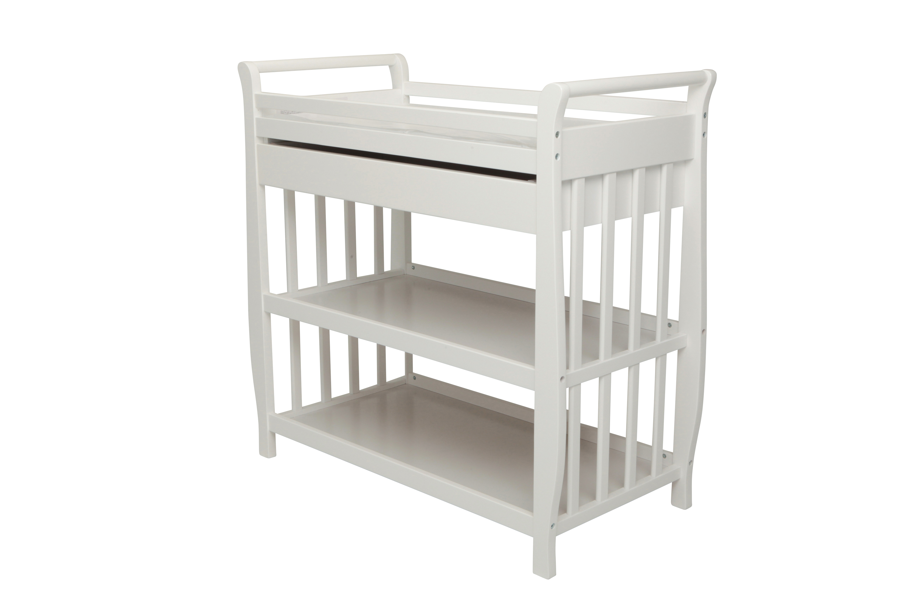 AFG Athena Nadia Changing Table - White - 3353W