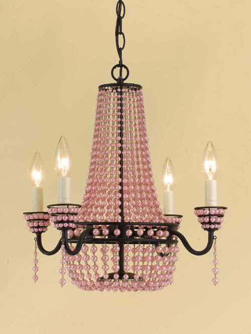 AF Lighting 7002-4H Parlor Mini Chandelier