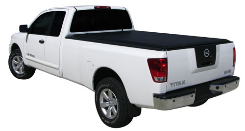 Access 13129 02-04 Nissan Frontier Crew Cab - 4 Door - Long Box  98-04 King Cab with 73-3/8in Box Access Cover AGR046