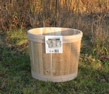 All Maine Bucket T614 17 x 14 Inch Tub