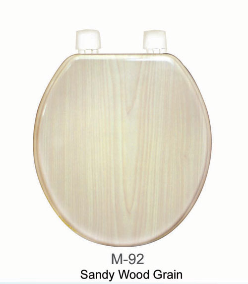 American Trading House M-92 Lit Sand Wood Grain Seat