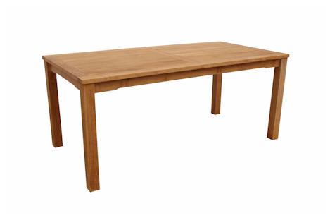 Anderson Teak TB-070DTR Rectangular Dining Table