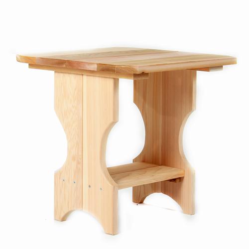 All Things Cedar ST24U Adirondack Magazine Table - Unassembled at Sears.com