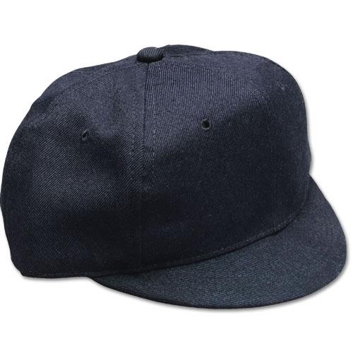 Outdoor Cap Co BBUCSBNV Umpire Short Bill Cap - Navy