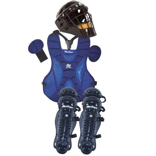 MacGregor 1186802 MacGregor Varsity Catcher Gear Pack Black