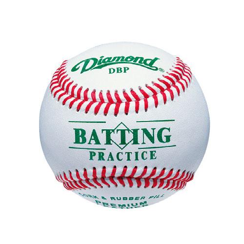 Diamond 1159042 Diamond DBP Practice Baseball