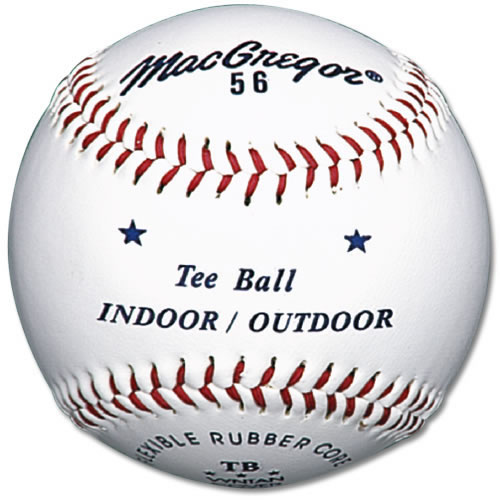MacGregor #56 Official Tee Ball (One Dozen)