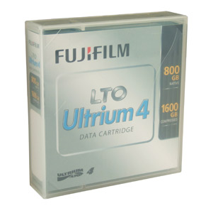 FUJI 26247007 Tape  LTO  Ultrium-4  800GB-1600GB