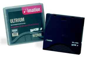 IMATION 17960 Tape  LTO  Ultrium-3  400GB-800GB WORM w-Case