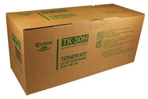 KYOCERA TK30H Laser  Tnr Kit  FS7000-FS9000  BLK Yld  25000