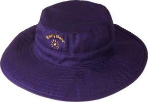 Baby Sunglasses - Baby Banz KHPU Kidz Banz Purple Hat