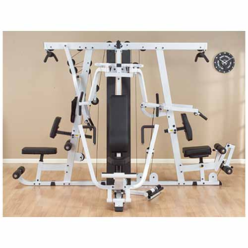 Body Solid EXM4000S Premium Multi Station Home Gym