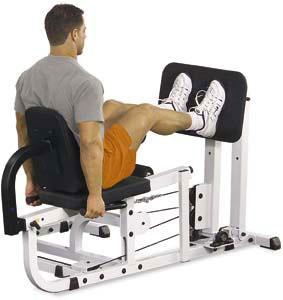 Body Solid LP40S Optional Leg Press for EXM4000S