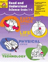 EVAN-MOOR EMC3302 READ AND UNDERSTAND SCIENCE GR. 1-2 EDRE4156